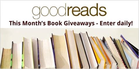 Goodreads Giveaway Rules - goodreads com book giveaways ending everyday in june