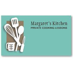 Chef Card Template by Business Card Exles Design For Pered Chef Home