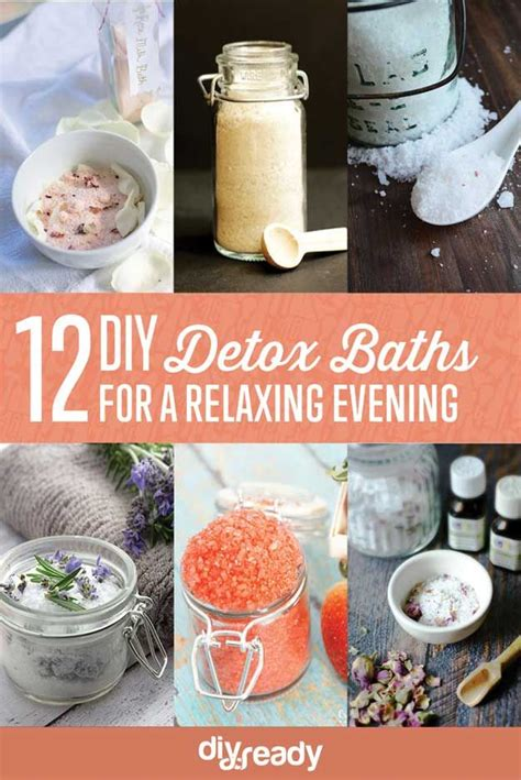 Http Drericz Diy Detox Bath by Best 25 Detox Baths Ideas On Foot Detox Soak