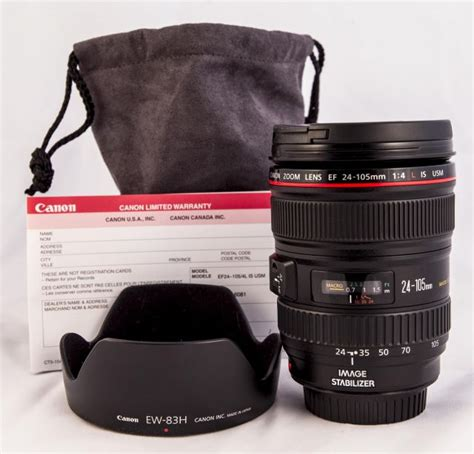 Fm Sale Cleaning Set For Canon New sold price reduced canon 24 105mm lens like new fm forums