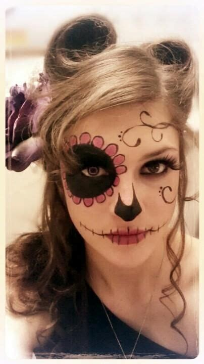 imagenes de halloween maquillage inspirations maquillage 5 id 233 es cr 233 atives pour halloween