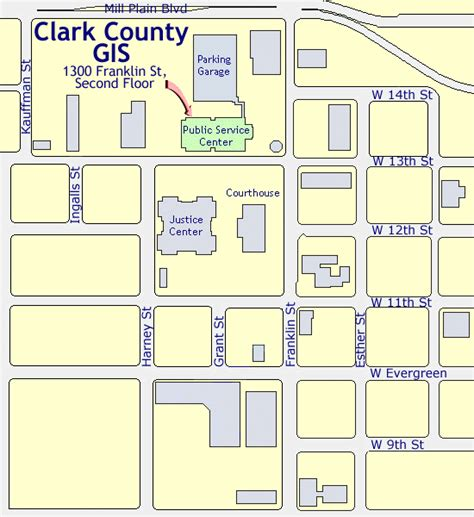 Clark County Wa Property Records Clark County Gis Geographic Information System Clark County Washington