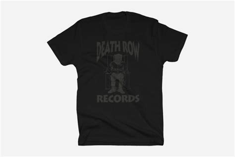 Row Records Merchandise Row Records Launches Limited Edition Merch Ballerstatus