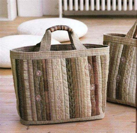Japanese Patchwork Bag Patterns - 241 best images about japanese patchwork sewing on