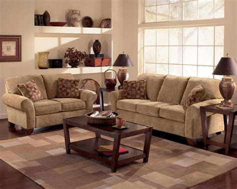 Sofa And Chair Set Townhouse Sofa Loveseat And Chair Set Sofas