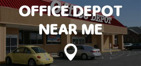 Office Depot Near Me Hiring Find A Home Depot Me Five Best Five Worst Things To Buy