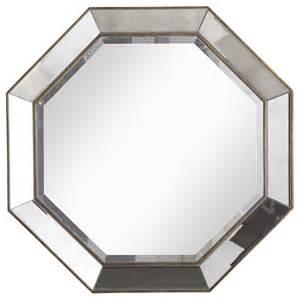 72 Inch Bathroom Vanity Crisanto Octagon Mirror Traditional Wall Mirrors By