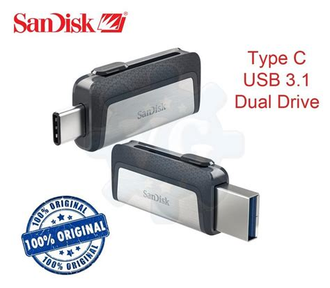 Flashdisk Sandisk Ultra Dual Usb Drive Type C Sdddc2 128gb sandisk ultra dual drive usb 3 1 ty end 8 23 2018 10 05 am