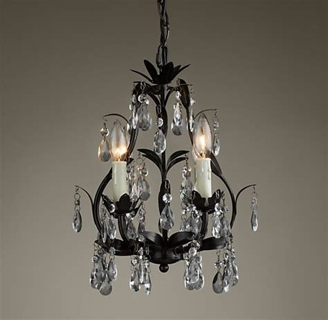 Restoration Hardware Baby Chandelier 17 Best Images About Vintage Chandeliers On 5 Light Chandelier Mini Chandelier And Harp