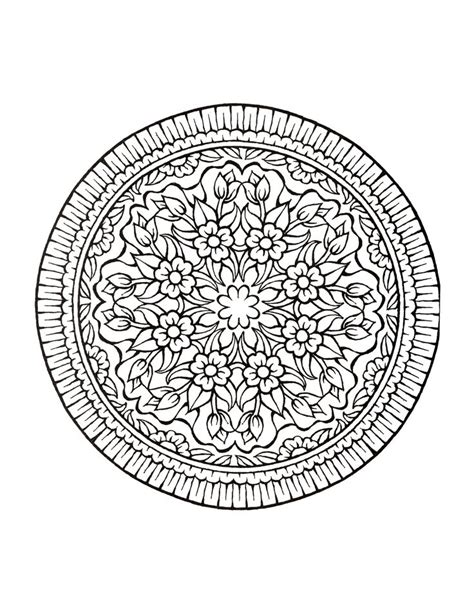 mystical mandala coloring pages free 314 best coloring pages images on mandalas