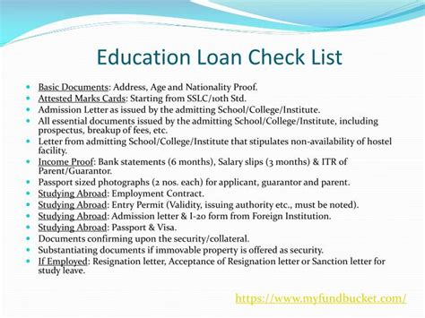 Loan Sanction Letter For Uk Student Visa Ppt Apply Education Loan Powerpoint Presentation Id 7396991
