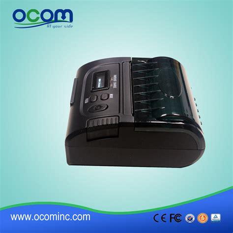 Jual Printer Portable Mini by Portable Mini Bluetooth Mobile Pos Thermal Printer