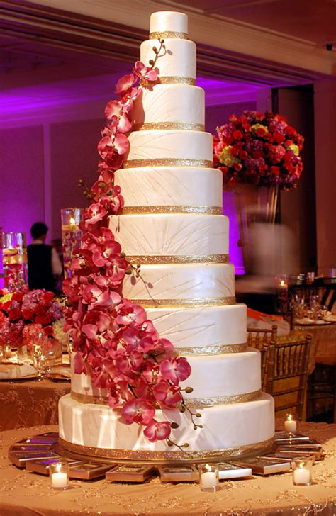 Big Wedding Cakes Pictures by Domestic Arts Custom Cakes