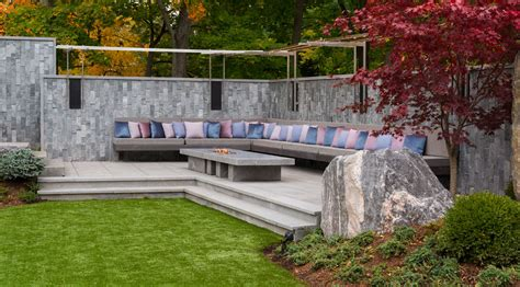 Landscape Design And Construction Zen Associates Residential