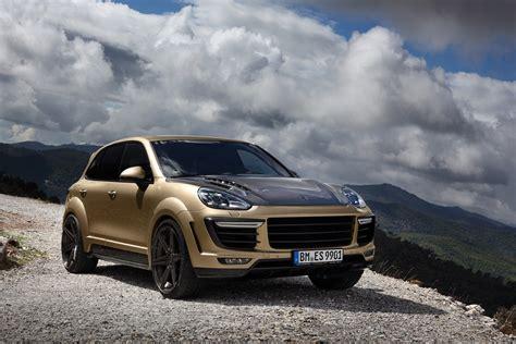 Porsche Cayenne Turbo For Sale by For Sale Porsche Cayenne Turbo Gt 2015 Gold Topcar