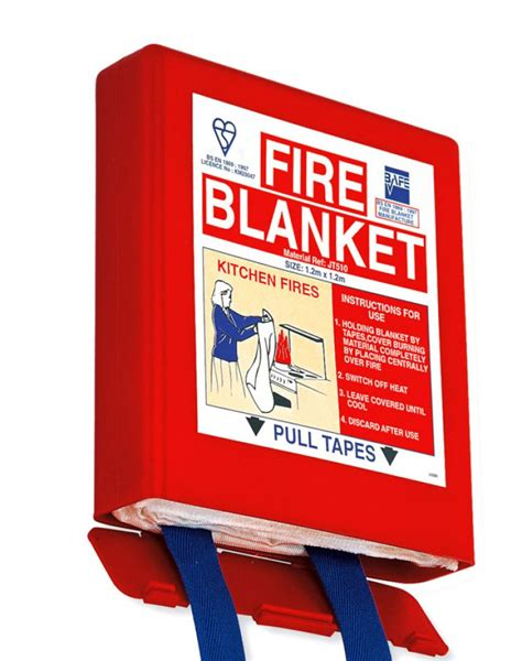 Clean Your House by Fire Blanket