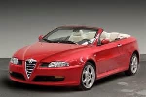 Convertible Alfa Romeo Alfa Romeo Gt Convertible Reviews Prices Ratings With