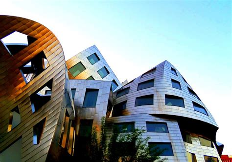 frank gehry 12 photograph by randall weidner