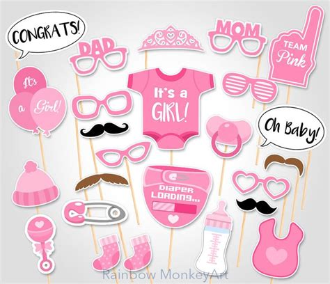 Baby Shower Photo by Best 25 Baby Shower Props Ideas On