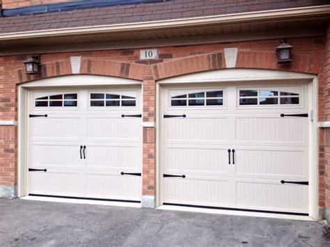 Steel Insulated Garage Doors Steel Insulated Garage Doors Farmhouse Garage Toronto By Markham Garage Doors Ltd