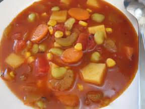 quick and easy vegetable soup recipe dishmaps