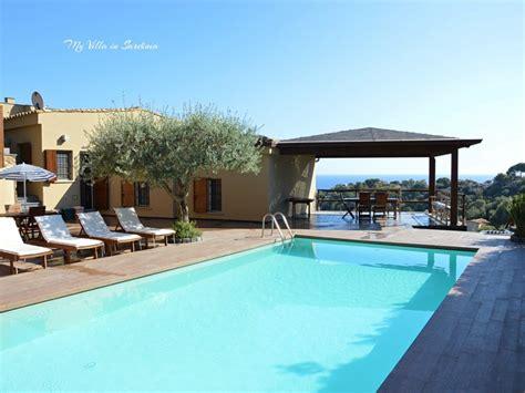 affitto casa con piscina villa con piscina in affitto in sardegna spettacolare