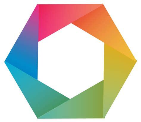 adobe illustrator hexagon pattern радужный паттерн из шестиугольников в adobe illustrator