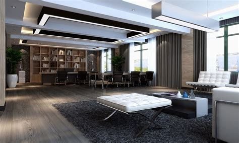 modern ceo office interior design bookcase wallpaper designs modern ceo office interior