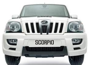 scorpio car price in india