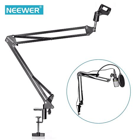 popular microphone arm stand buy cheap microphone arm