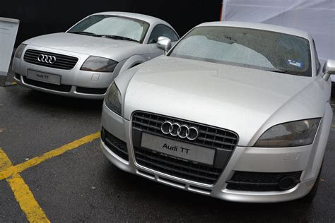 Old Audi Tt by Gallery Audi Tt Coupe Mk1 And Mk2 On Display