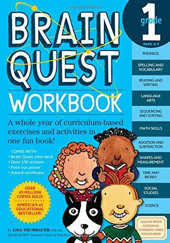 printable brain quest worksheets first grade homeschooling made easy the natural homeschool