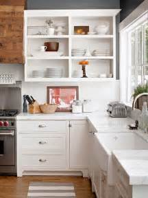 open shelving for kitchen my home 10 open shelving ideas for the kitchen