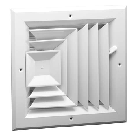 a1003 series three way square ceiling diffuser airmate