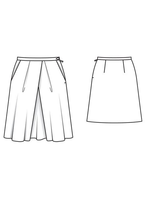 pleated skirt plus size 06 2013 139 sewing patterns