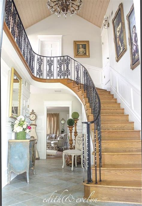 creating a grand foyer with paneled walls hometalk
