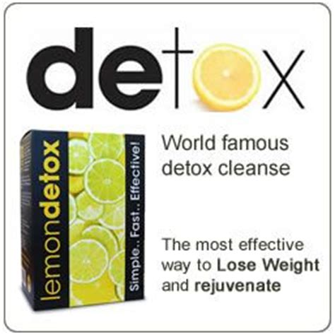 Brilliant Detox Program by 17 Best Images About Lemon Detox On Lemon