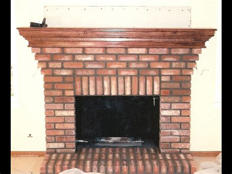 Hearth Bricks For Fireplaces by Brick Fireplace 2