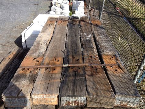 How Is A Railway Sleeper by Big Rock Garden Supplies 187 Sleepers