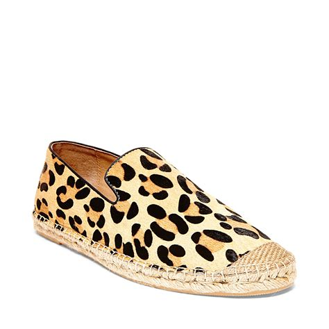 steve madden leopard sneakers steve madden elanii in animal for leopard lyst