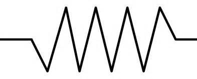 resistor symbols clipart best