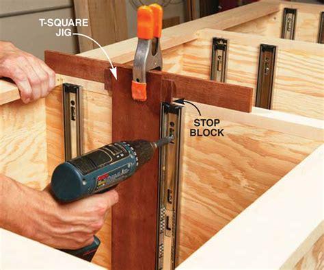install drawer slides face frame drawer slide face frame drawer slides