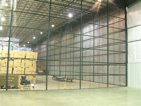 Dayton Tool Crib by Wire Partitions And Security Cages For Commercial And