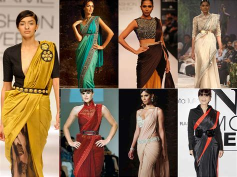 8 Most Fashionable Belts To Jazz Up Any by Saree Interesting Trends To Wear A Saree