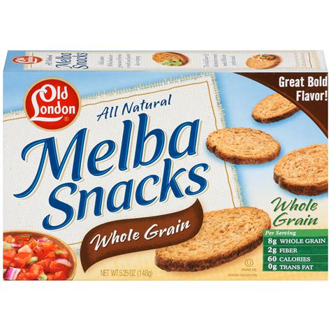 whole grains snacks 174 whole grain melba snacks oldlondonfoods