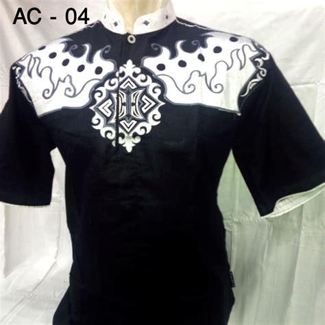 New Baju Koko Persib Hitam new baju muslim pria ukuran s