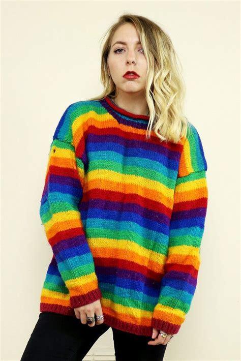 Rainbow Jumper by 79 Best Rainbow Images On Rainbow Colours