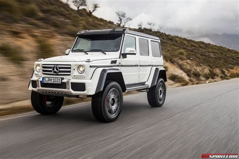 Mercedes 4x4 by Pin 4x4 Mercedes On