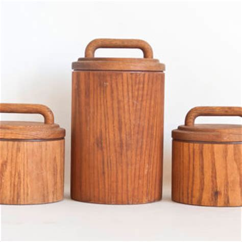 vintage kitchen canisters flour sugar containers storage best flour and sugar canisters products on wanelo