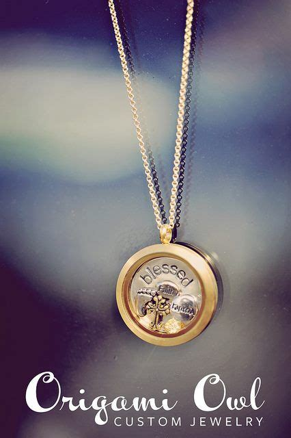 Necklace Like Origami Owl - 782 best images about a origami owl of day on